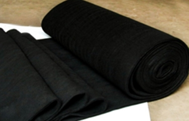 Visible light catalyzed carbon fiber products